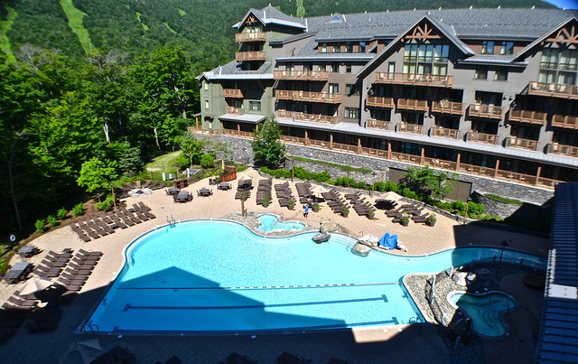 Stowe Mountain Lodge, Vermont