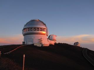 Mauna Kea, Gemini Observatory
