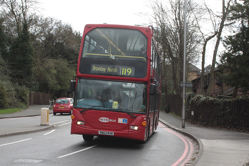 London General (Metrobus) 481 YN53RYR
