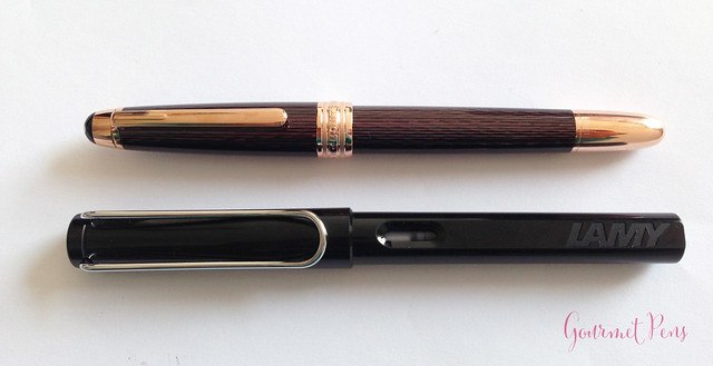 Review Montblanc Meisterstück Solitaire SE Classique Fountain Pen @couronneducomte @montblanc_world (3)