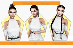 HOMAGE  ~~ Hair Fair 2015