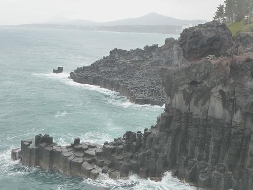 Co-Jejudo-Seogwipo-Falaises de Jusangjeolli (14)