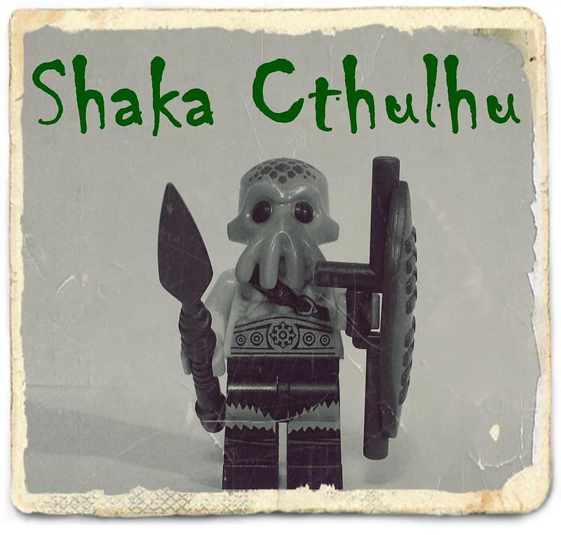 Shaka Cthulhu by Silver Fox57