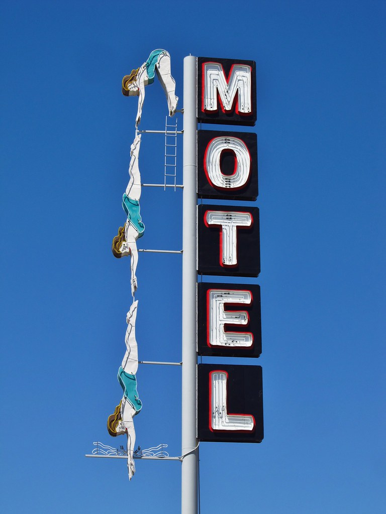 Starlite Motel - 2710 East Main Street, Mesa, Arizona U.S.A. - April 18, 2015