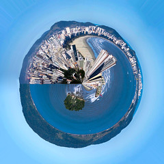 360º LITTLE PLANET by adrianoqueirozdias