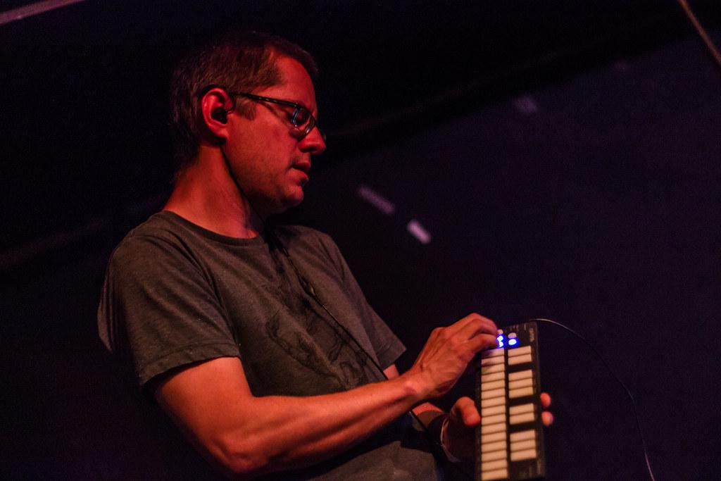 Jean-Sébastien Truchy | Bourbon Theater | 8/05/2015