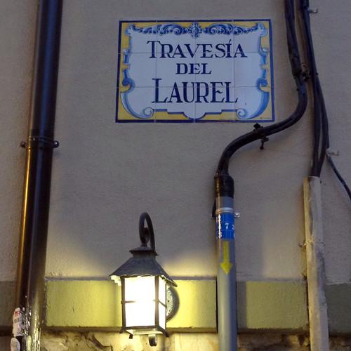 Travesía del Laurel