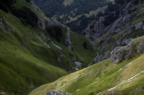Campo Imperatore: la valle intorno