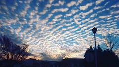Marcha de nubes