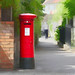 The Red Postbox by Lemon~art