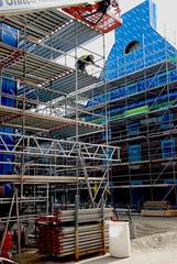 non union, scaffolding, scaffold, pinnacle scaffold, 302 766-5322, open shop, shoring, DE, PA, NJ, MD, 306