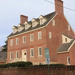 Maryland, Annapolis, historic centre, William Paca House IMG_2974