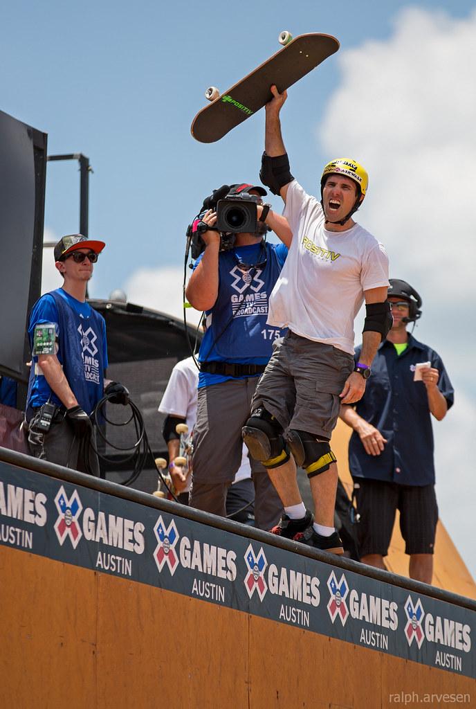 X Games Austin (June 2015)