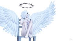 I'm an angel or ...