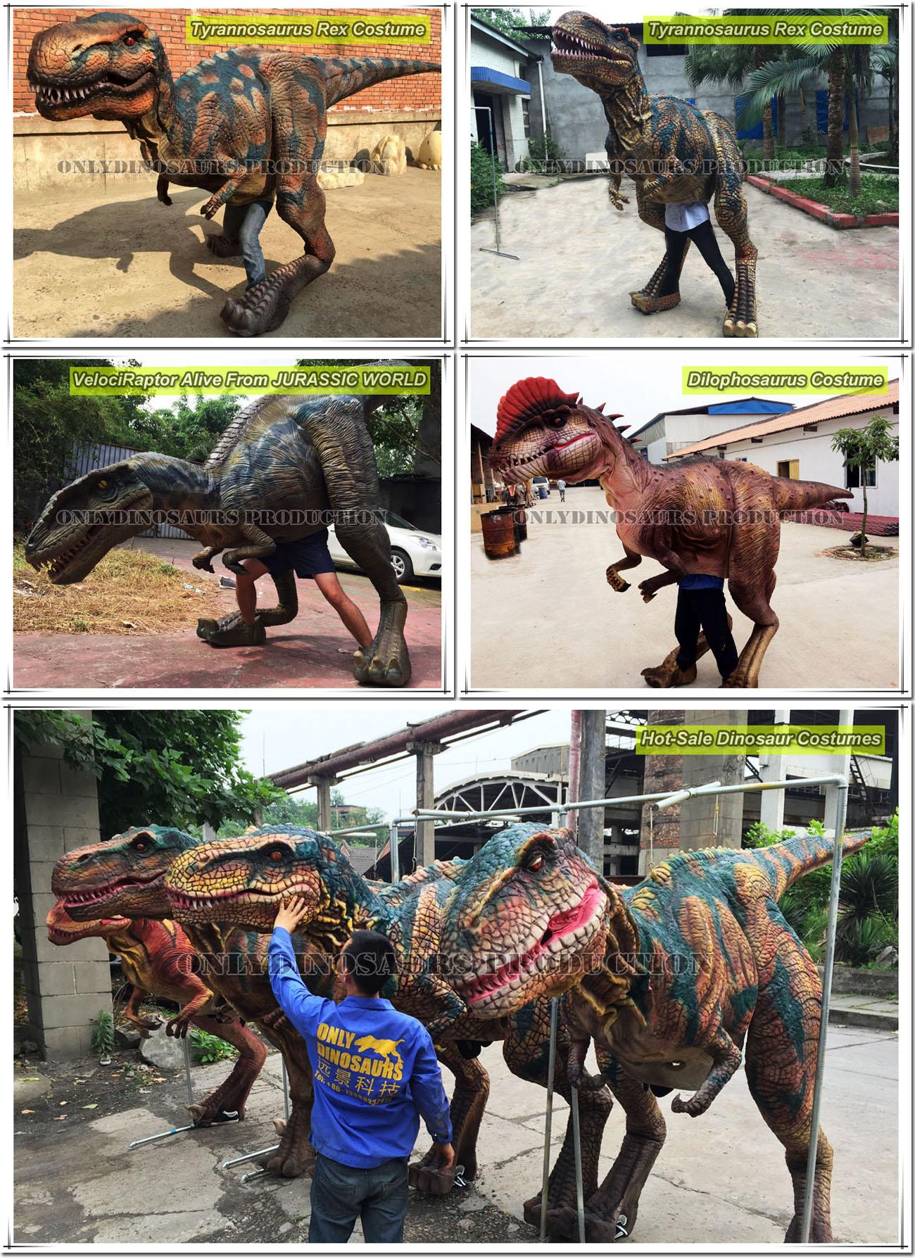 Hot-Sale Dinosaur Suits