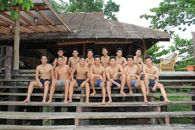 The boys of Sandugo Festival King 2015