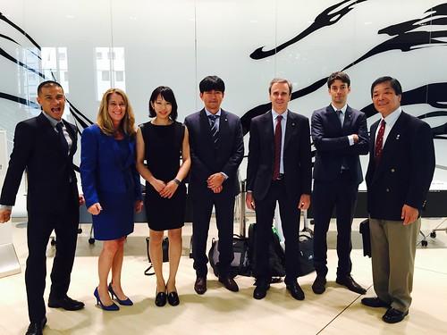 IFSC-JMA Delegation