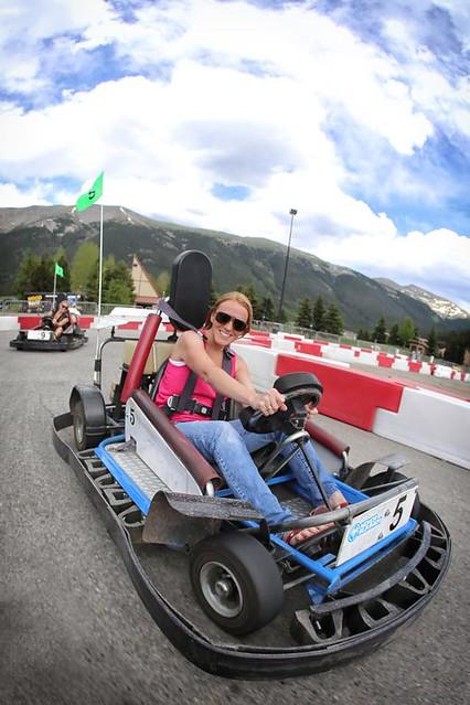 Copper Mt. Go Karts