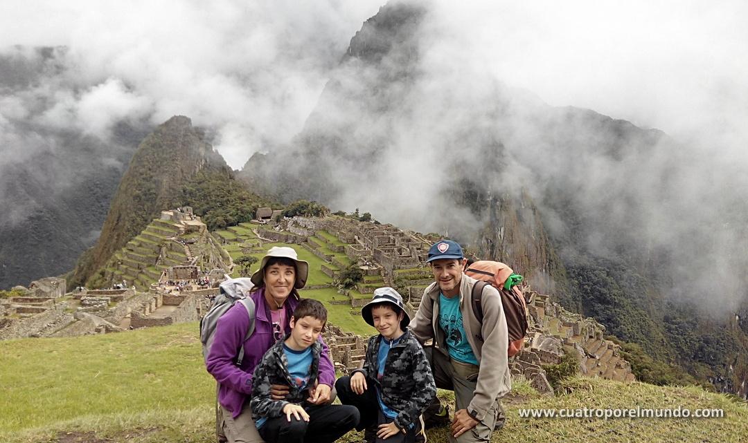 Machu Picchu. Sin palabras!!!