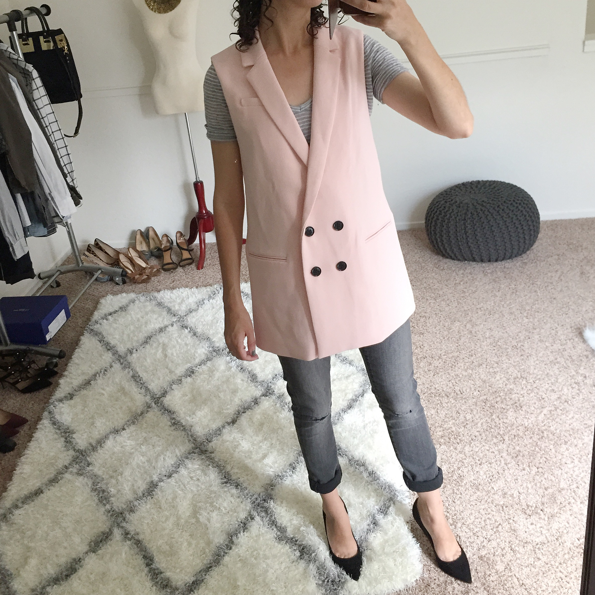 Fit Review Friday – Banana Republic Petite Fall Arrivals