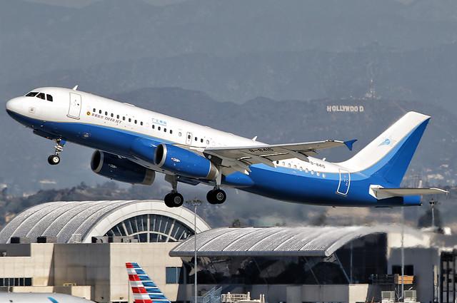 DeerJet Airbus A320-232 (CJ) Prestige (c/n 4388) B-8415