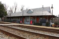 Kensington Railroad Station