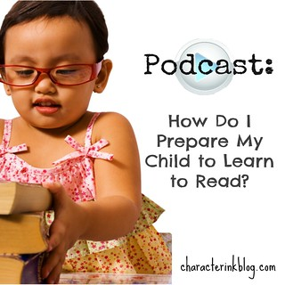 How Do I Prepare My Child to Learn to Read?