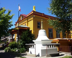 Sakya Monastery of Tibetan Buddhism