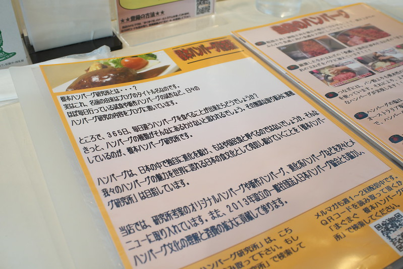 東京路地裏散歩 榎本ハンバーグ研究所 2015年6月13日