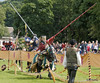Jousting at Linlithgow Palace