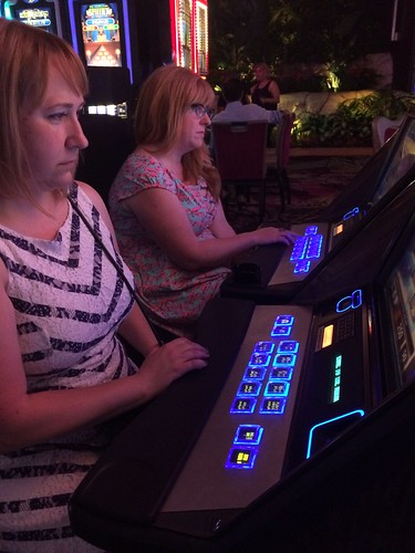 Enthralled by slots