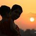 Delhi Evening by ...Niram