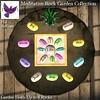 [ free bird ] Meditative Rock Garden Collection