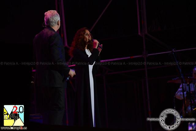 Concierto Ana Belén y Víctor Manuel - Ávila