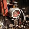 Détail du train... feu arrière #locomotive #Puget-théniers