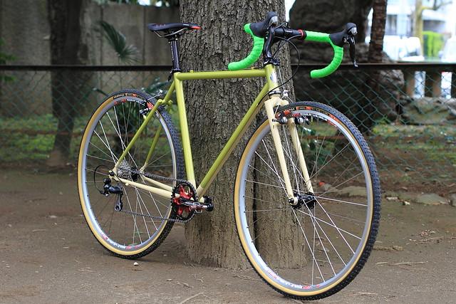 *FAIRWEATHER*cx complete bike