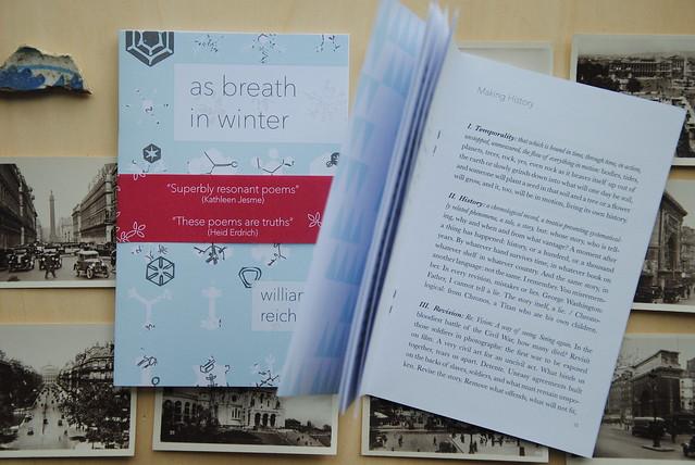 William Reichard | AS BREATH IN WINTER
