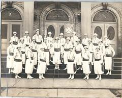11740956893  U. S. Vandergrift Pennsylvania Jewish Zion Sisters of Malta