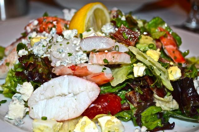 lobster salad - Ocean Prime Philadelphia
