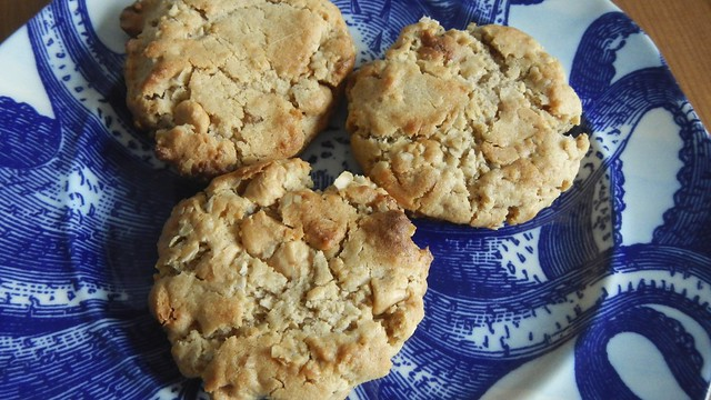 Peanut Butter Oatmeal Cookies 12