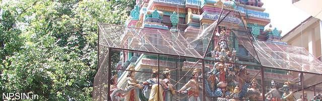 श्री नीलकंठ महादेव मंदिर (Shri Neelkanth Mahadev Mandir) - Dist. Pauri Garhwal, Uttarakhand