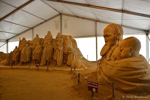 Sandskulptur 016