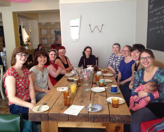 Sewing blogger meet