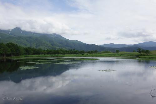 Shiretoko Five Lakes / 知床五湖