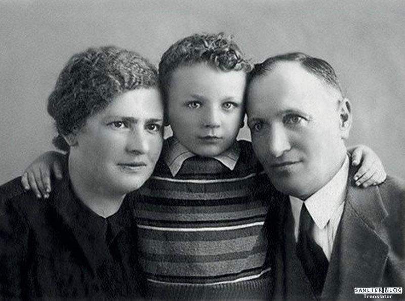 苏联名人家庭照片10