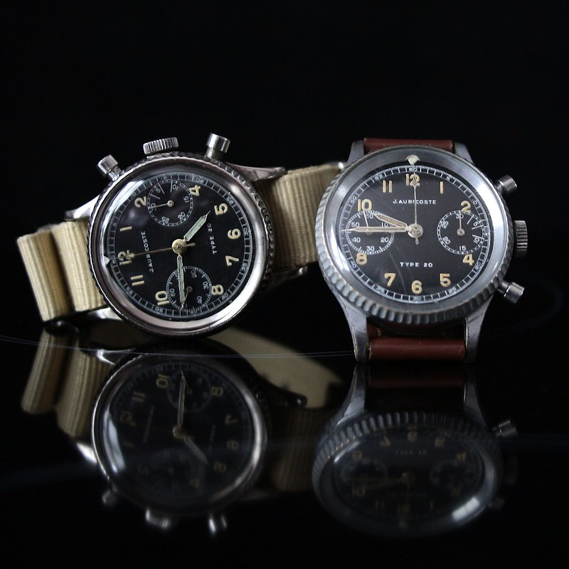 flieger - montres de pilote type 20 ... et .. autre militaire .. - Page 5 20469914002_e82f3127d7_c