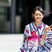 Woman in Yukata by Light J