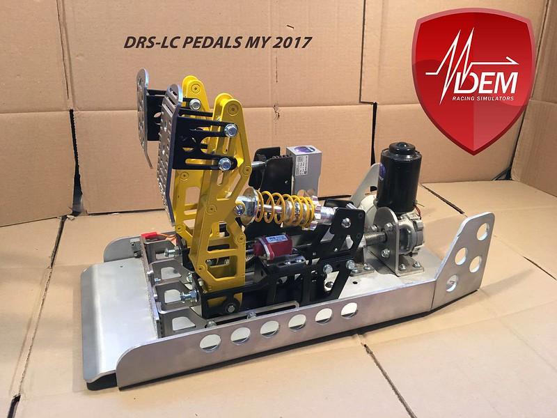 DEM Drs-LC pedals