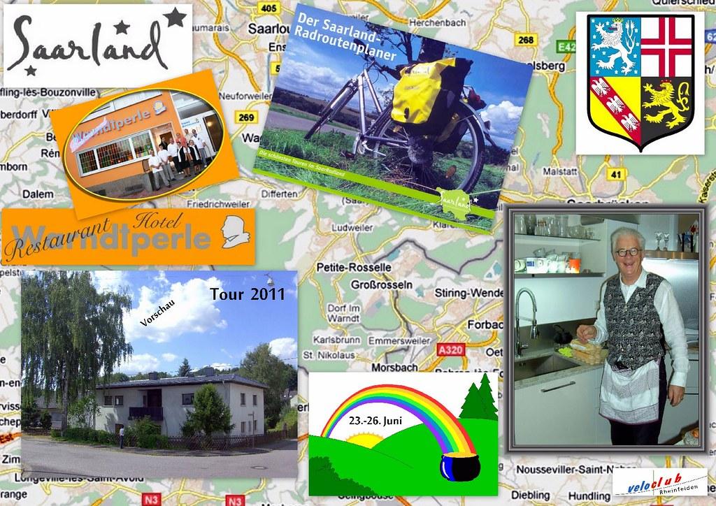 VCR-2011 / Saarlandtour