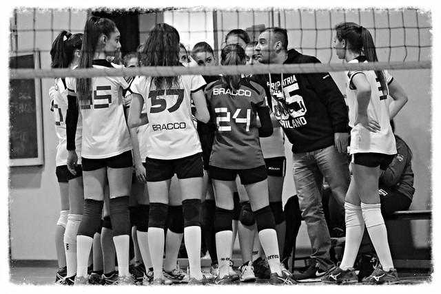U21 Seconda Divisione Pro Patria Volley Segrate 1 - 3